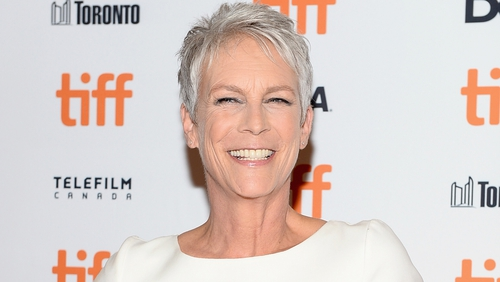 Jamie Lee Curtis coming to Dublin in October