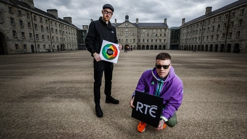Mango X Mathman are among the acts featuring at Collins Barracks on Culture Night