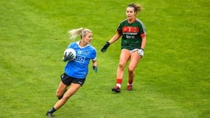 Nicole Owens in action for Dublin