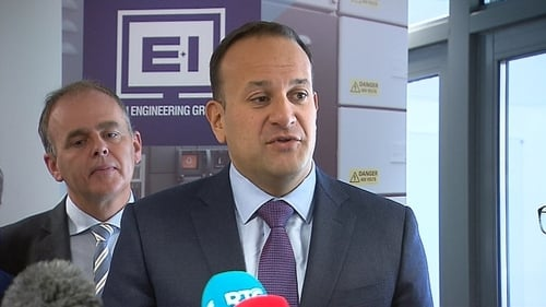 Leo Varadkar said he was appalled to find out what had happened