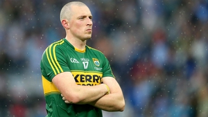 Kieran Donaghy after the final loss to Dublin