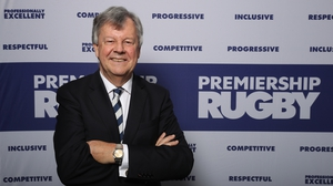 Premiership Rugby Chairman Ian Ritchie