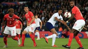 Marcus Rashford was the match-winner for England