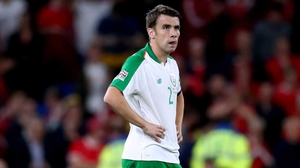 Seamus Coleman will get a scan to see the extent of the injury