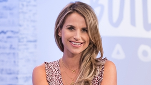 """Vogue Williams says she will """"probably"""" welcome a second baby soon after first"""