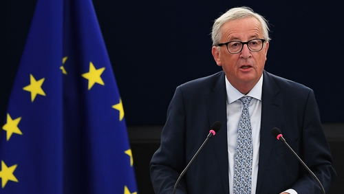 Jean-Claude Juncker says EU must promote its role in foreign affairs