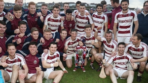 Slaughtneil hurlers are closing in on more silverware