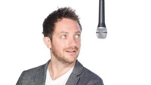Comedian Danny O'Brien