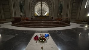 Opponents of Franco have called for his remains to be removed from the mausoleum