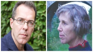 Poets Pat Boran and Kerry Hardie feature in the first edition of the new series of The Poetry Programme