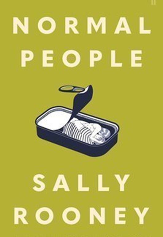 """Normal People"" by Sally Rooney"