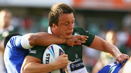 Stuart Littler has been appointed head coach of the Ireland rugby league team