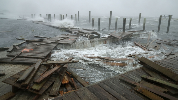 Insurers brace for another round of catastrophe losses from Hurricane Florence