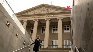 Danske Bank said today it was co-operating with the US authorities