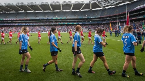 Dublin and Cork will contest the All-Ireland final for the third time in four years