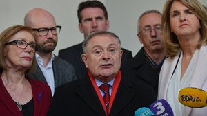 Brendan Howlin insists that a new party leader would not automatically solve Labour's problem