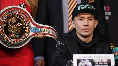 "Gennady Golokvin told the media this week: ""I have lost respect for him [Saul 'Canelo' Alvarez]. It changed after the doping scandal."