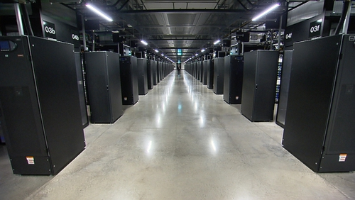 Inside Facebook's data centre in Clonee, Co Dublin