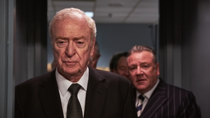 Michael Caine and Ray Winstone in King of Thieves, which opened in Irish cinemas now