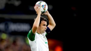 Seamus Coleman is expected to be fit for next month's Nations League double-header against Denmark and Wales
