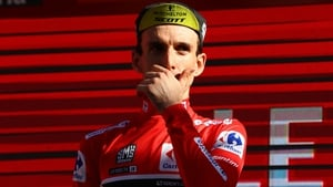 Simon Yates took another step closer to Vuelta glory