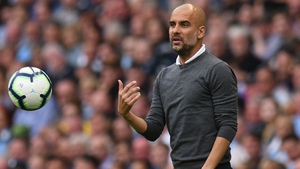 Pep Guardiola: 'I would like to play a World Cup and a European Championship. I would like to live that situation.'