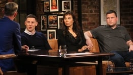Stefanie Preissner, John Connors and Philly McMahon | The Late Late Show