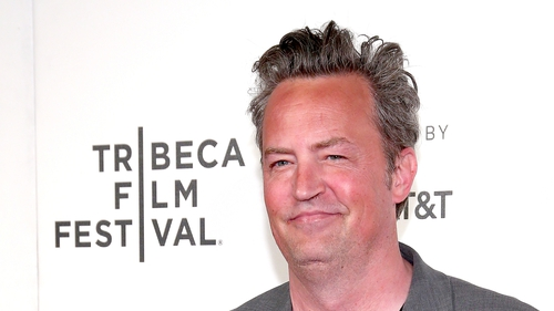 Friends' Matthew Perry has been in hospital for THREE MONTHS