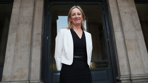 Gemma O'Doherty and John Waters have launched a High Court action