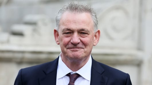 Presidential candidates - Peter Casey