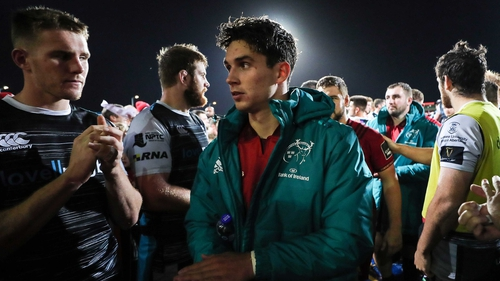 Joey Carbery was impressive for Munster
