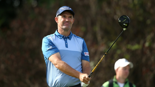Chris Wood takes 1-shot lead at KLM Open