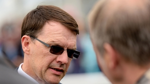 Aidan O'Brien is seeking an 18th success in the Naas feature