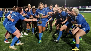 Leinster claimed the Inter-provincial championship after drawing with defending champions Munster in Donnybrook