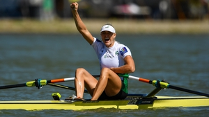 Sanita Puspure has added a European gold to her World gold