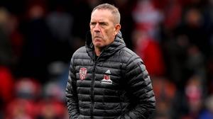 Kenny Shiels has left Derry City