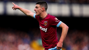 Declan Rice was superb at Goodison Park