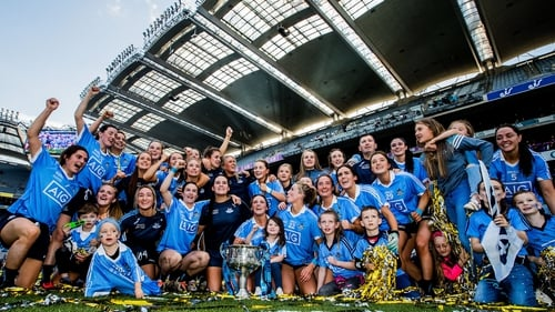 Dublin are the 2018 All-Ireland champions