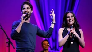 Darren Criss and Lea Michele bringing tour to Ireland in November