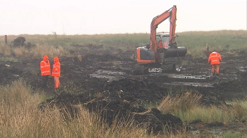 A new search operation involving forensic archaeologists and contractors is under way