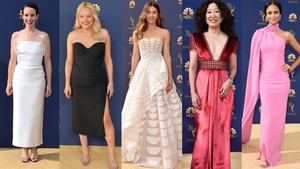 The 2018 Emmys Red Carpet