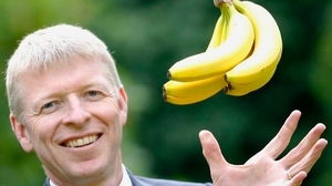David McCann has been working at Fyffes for 34 years