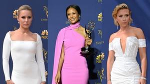 The 70th Primetime Emmy Awards red carpet