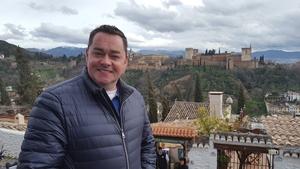 Neven Maguire in Granada