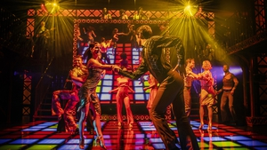 Saturday Night Fever is at Bord Gáis Energy Theatre from September 18 to 22