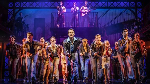 Dublin goes disco for Saturday Night Fever