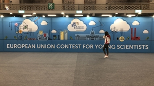 The contest took place at the RDS in Dublin