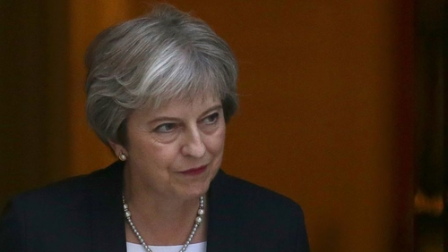 European leaders pour scorn on British PM's Brexit plan