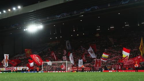 A packed Anfield witnessed another dramatic European occasion against PSG