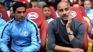 Mikel Arteta has been linked to Arsenal and Everton